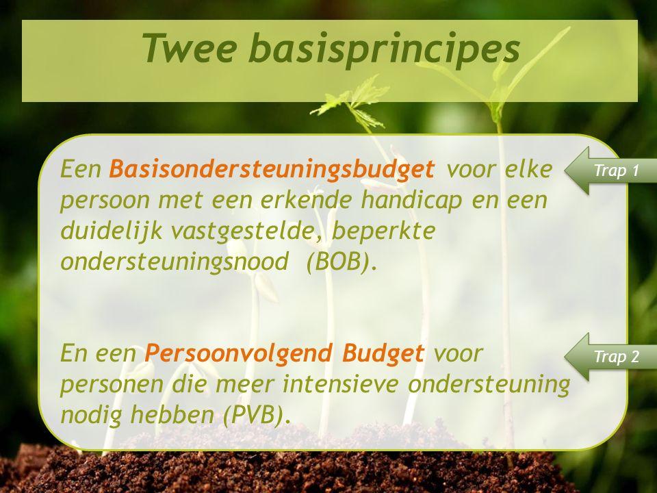 Twee basisprincipes