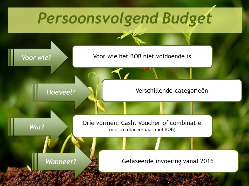 Persoonsvolgend Budget