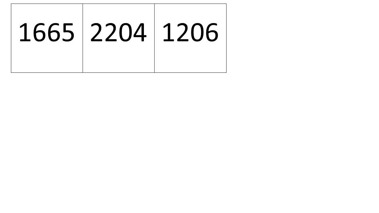 1665 2204 1206