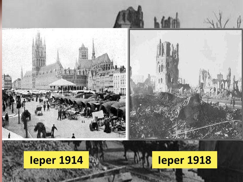 Ieper 1914 Ieper 1918