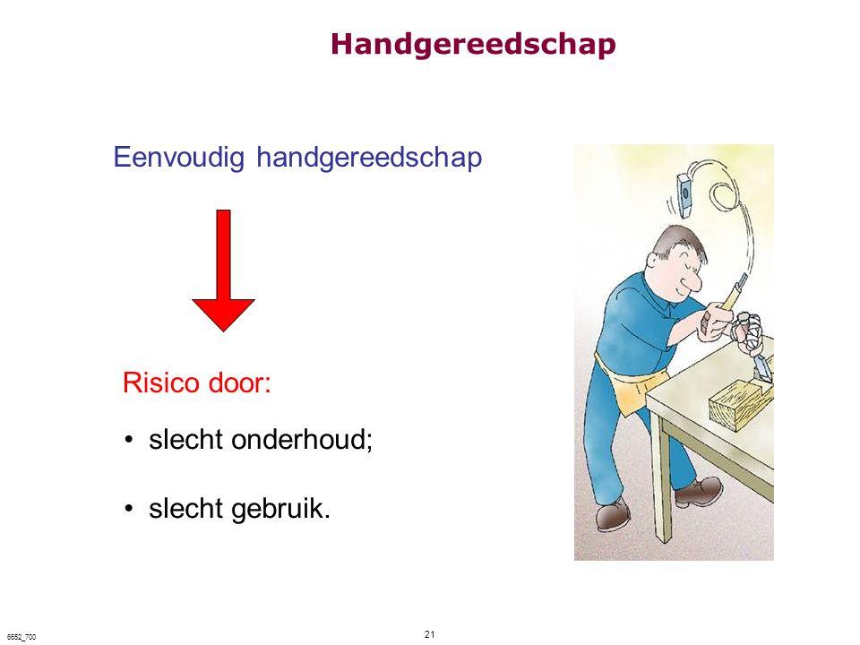 Eenvoudig handgereedschap