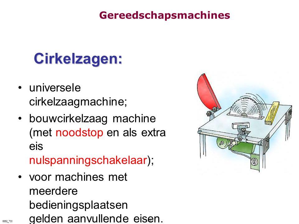 Gereedschapsmachines