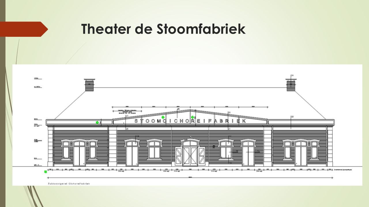 Theater de Stoomfabriek