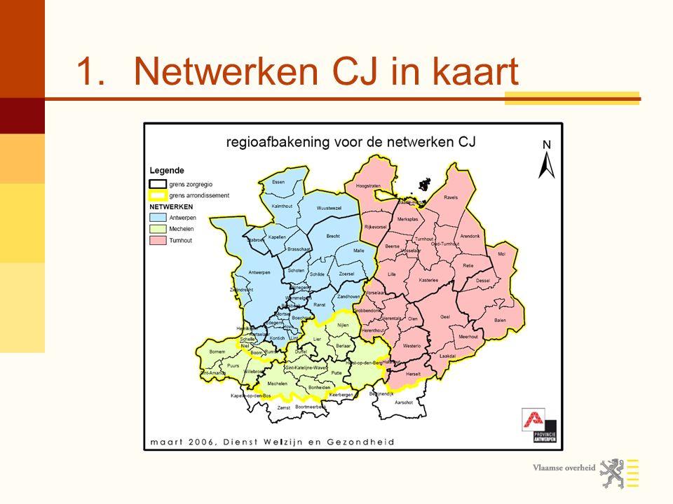 Netwerken CJ in kaart Crisis in het nieuwe jeugdhulplandschap