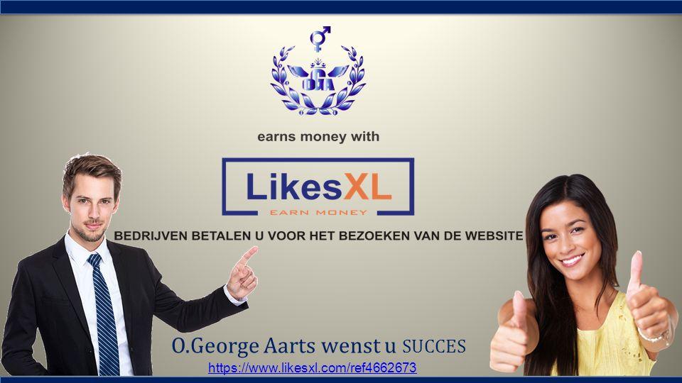 O.George Aarts wenst u SUCCES
