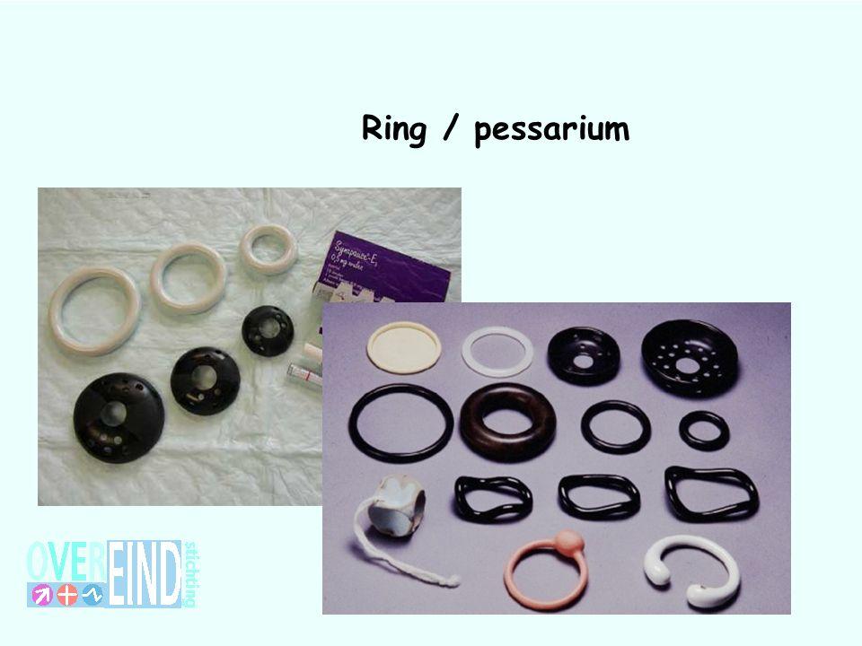 Ring / pessarium 72