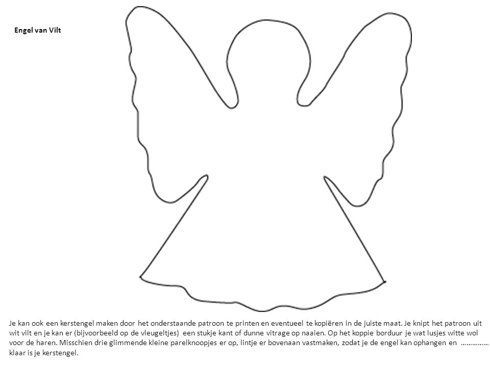 Engel van Vilt