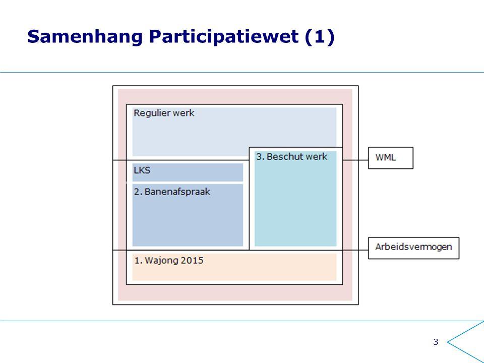 Samenhang Participatiewet (1)