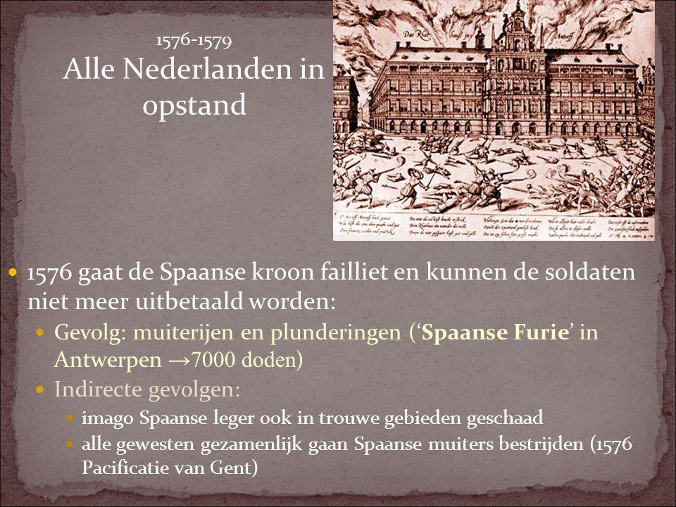 1576-1579 Alle Nederlanden in opstand