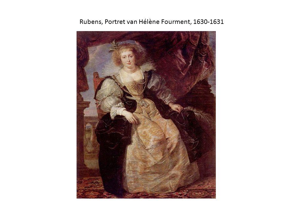 Rubens, Portret van Hélène Fourment, 1630-1631