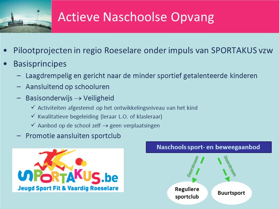 Actieve Naschoolse Opvang