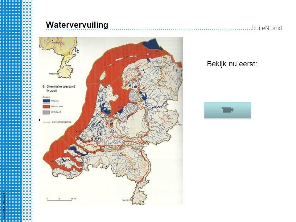 Watervervuiling Bekijk nu eerst: