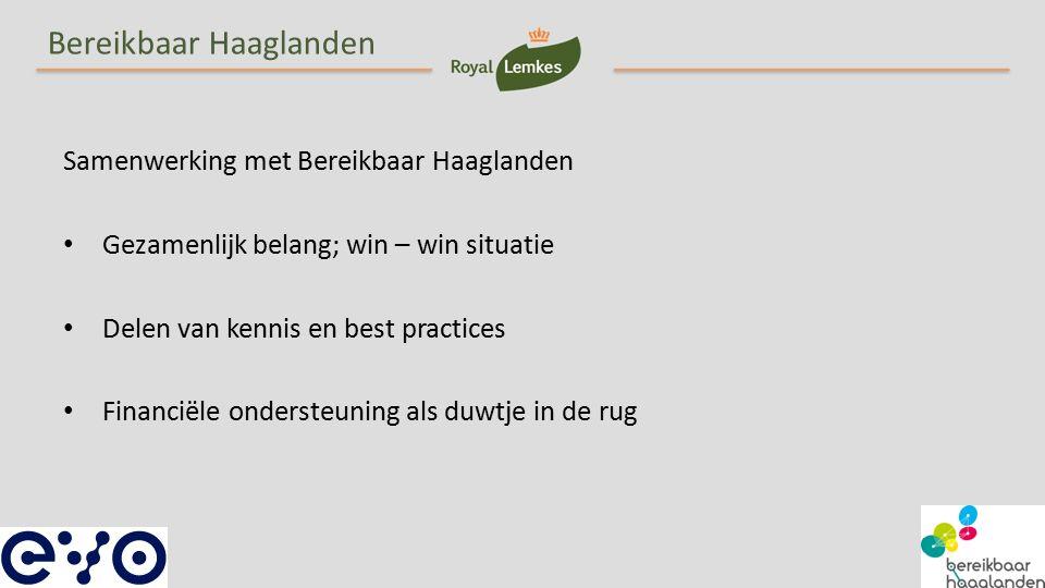 Bereikbaar Haaglanden