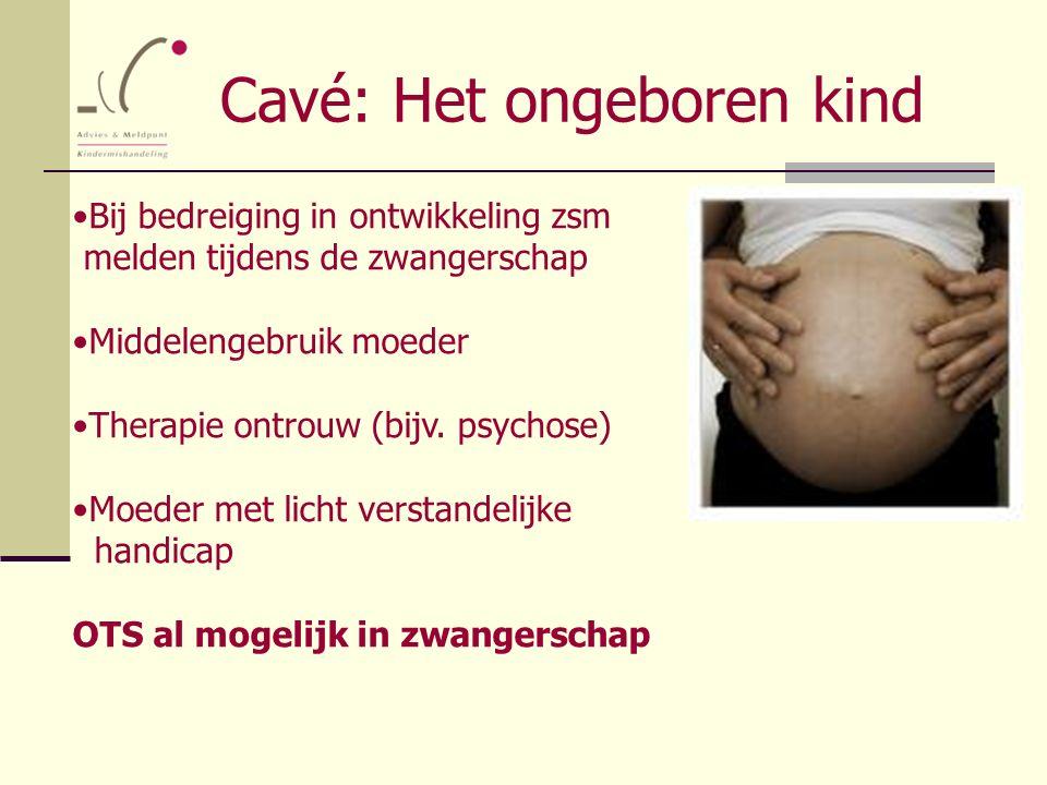 Cavé: Het ongeboren kind
