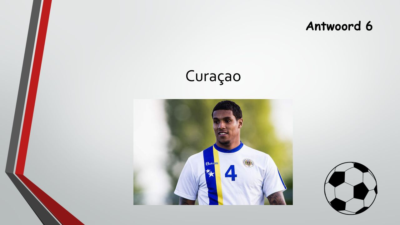 Antwoord 6 Curaçao
