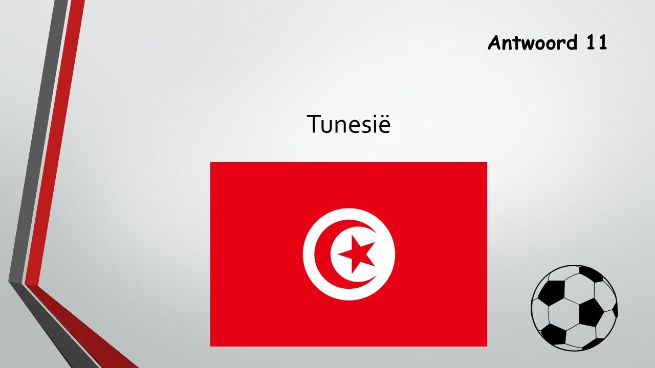 Antwoord 11 Tunesië