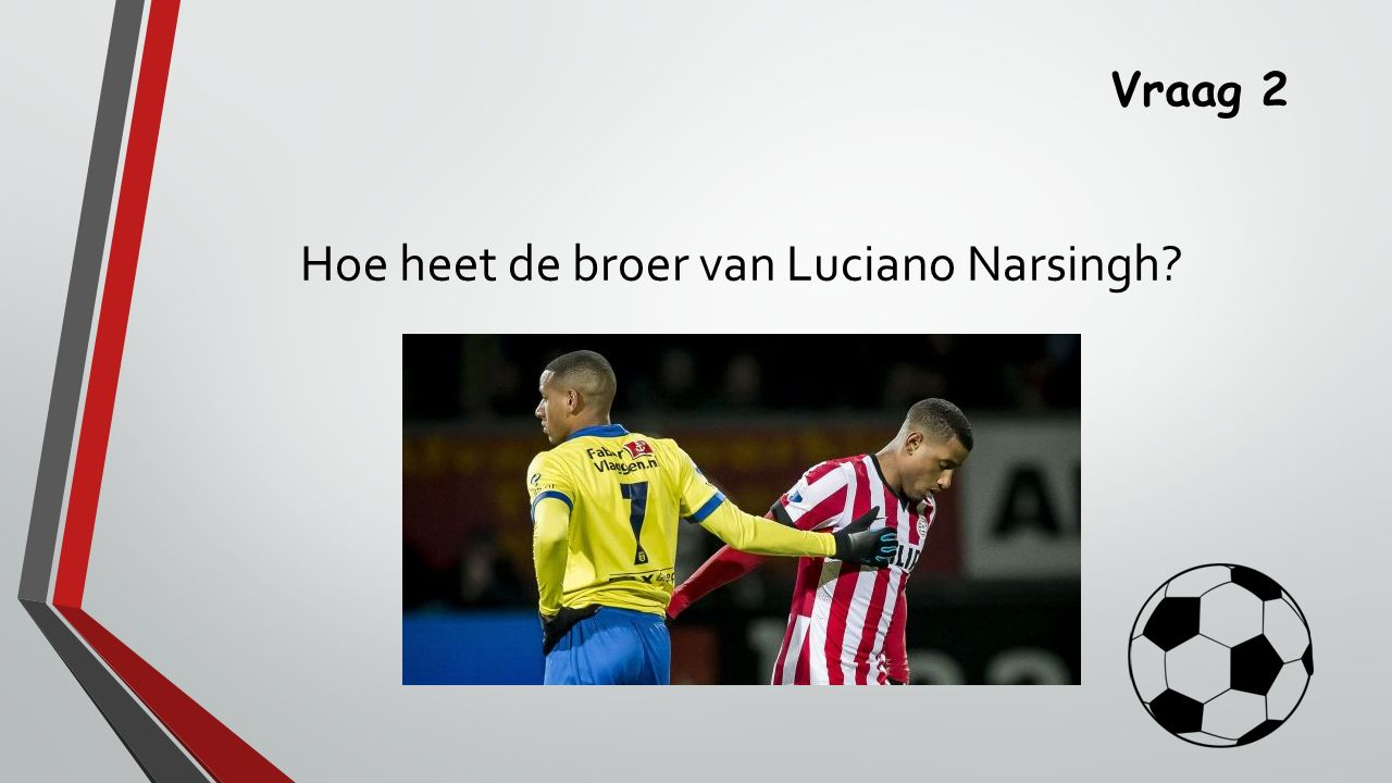 Hoe heet de broer van Luciano Narsingh