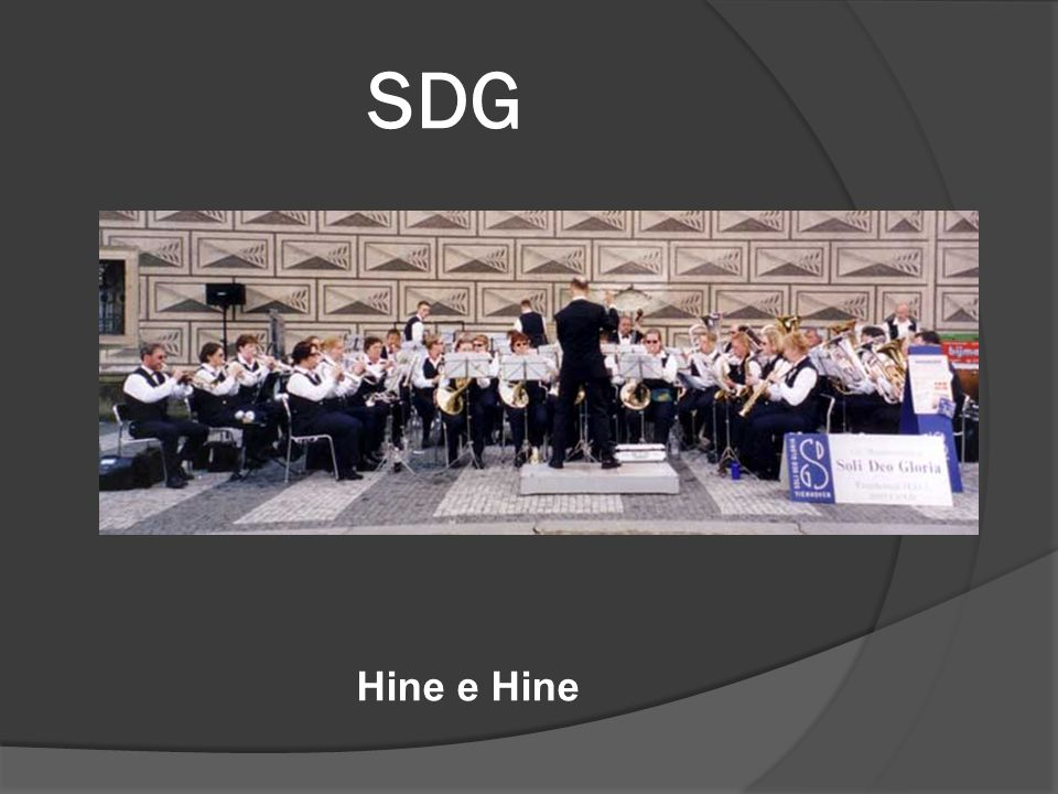 SDG Hine e Hine