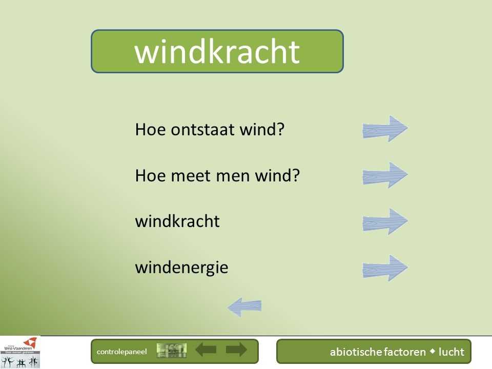 windkracht Hoe ontstaat wind Hoe meet men wind windkracht