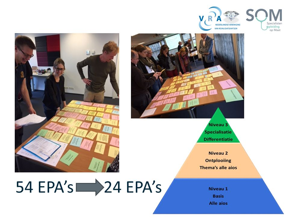 54 EPA's 24 EPA's