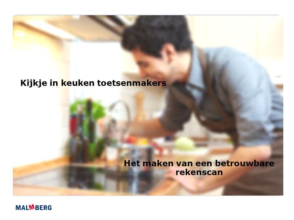 Kijkje in keuken toetsenmakers