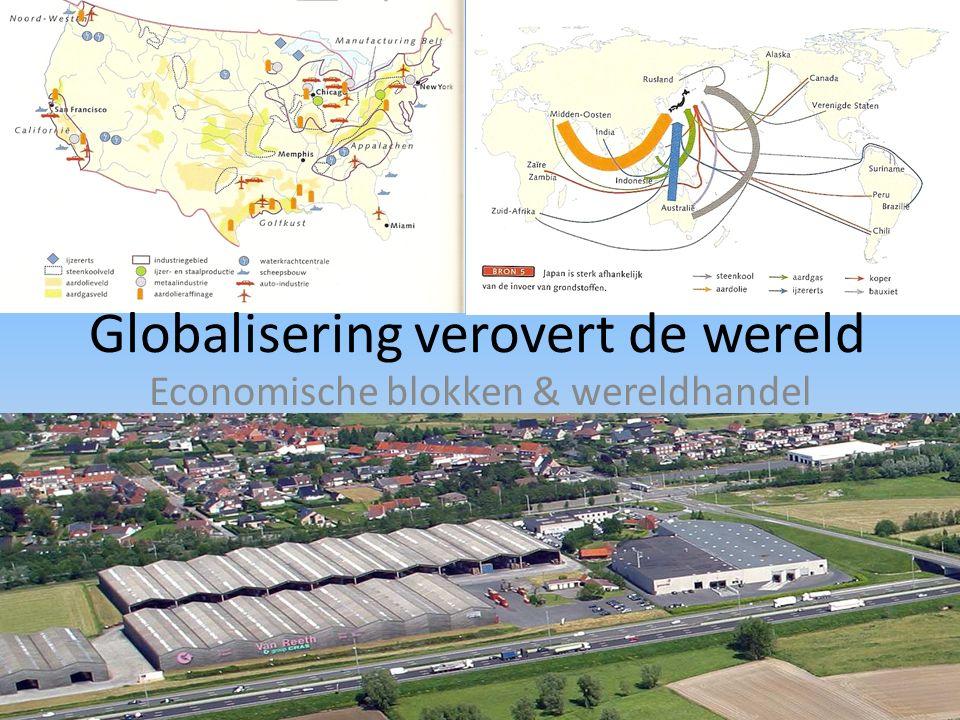Globalisering verovert de wereld