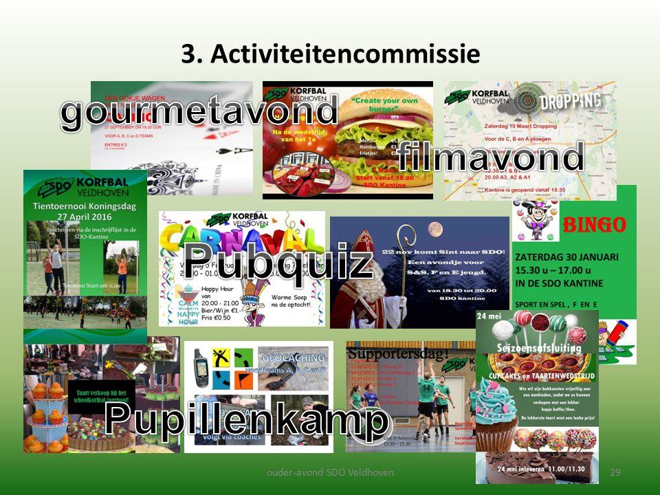 3. Activiteitencommissie