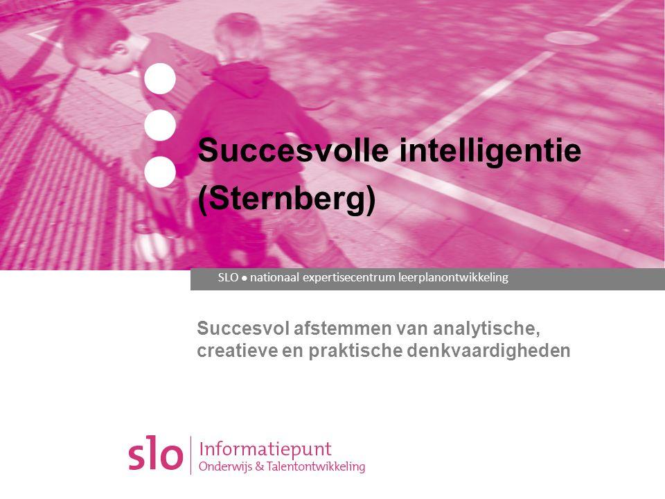 Succesvolle intelligentie (Sternberg)