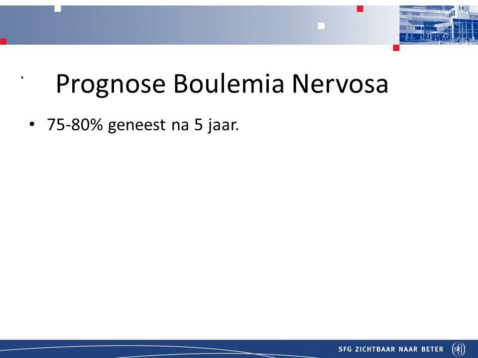 T Prognose Boulemia Nervosa