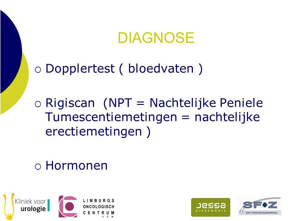 DIAGNOSE Dopplertest ( bloedvaten )
