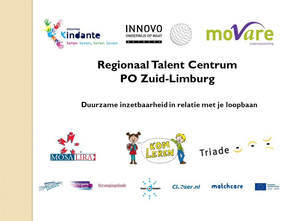 Regionaal Talent Centrum