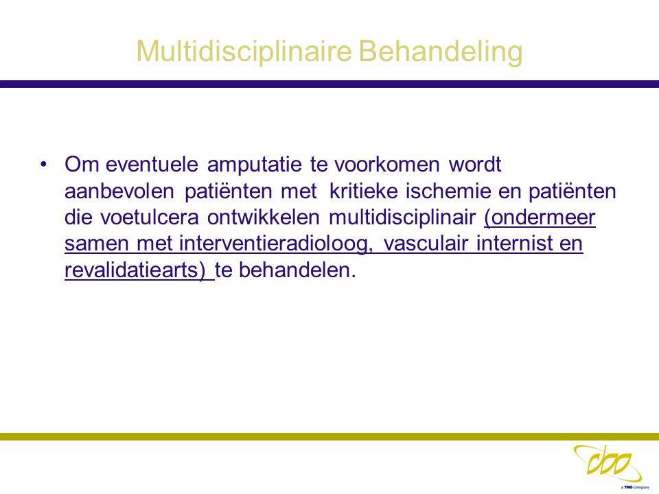 Multidisciplinaire Behandeling