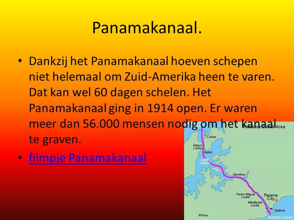 Panamakanaal.