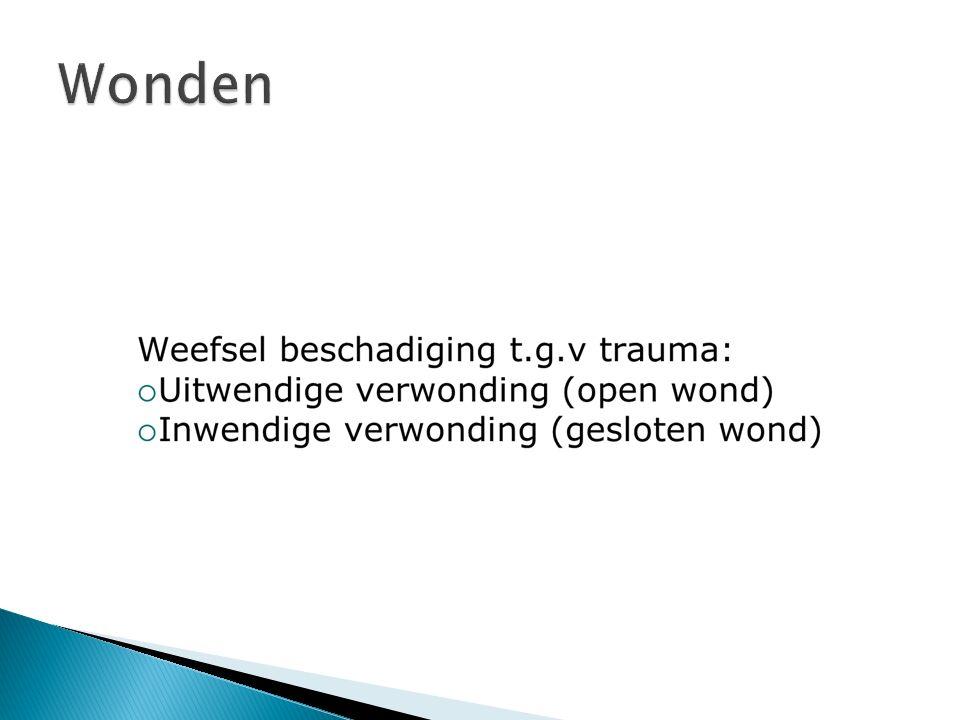 Wonden