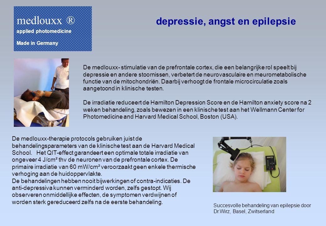 medlouxx ® depressie, angst en epilepsie