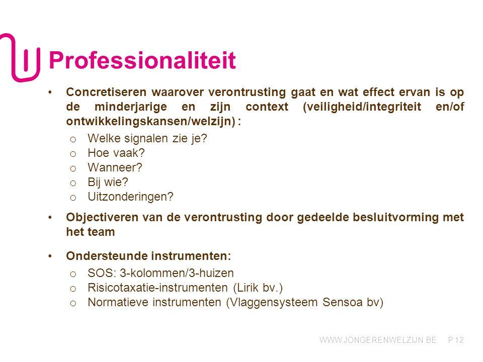 Professionaliteit