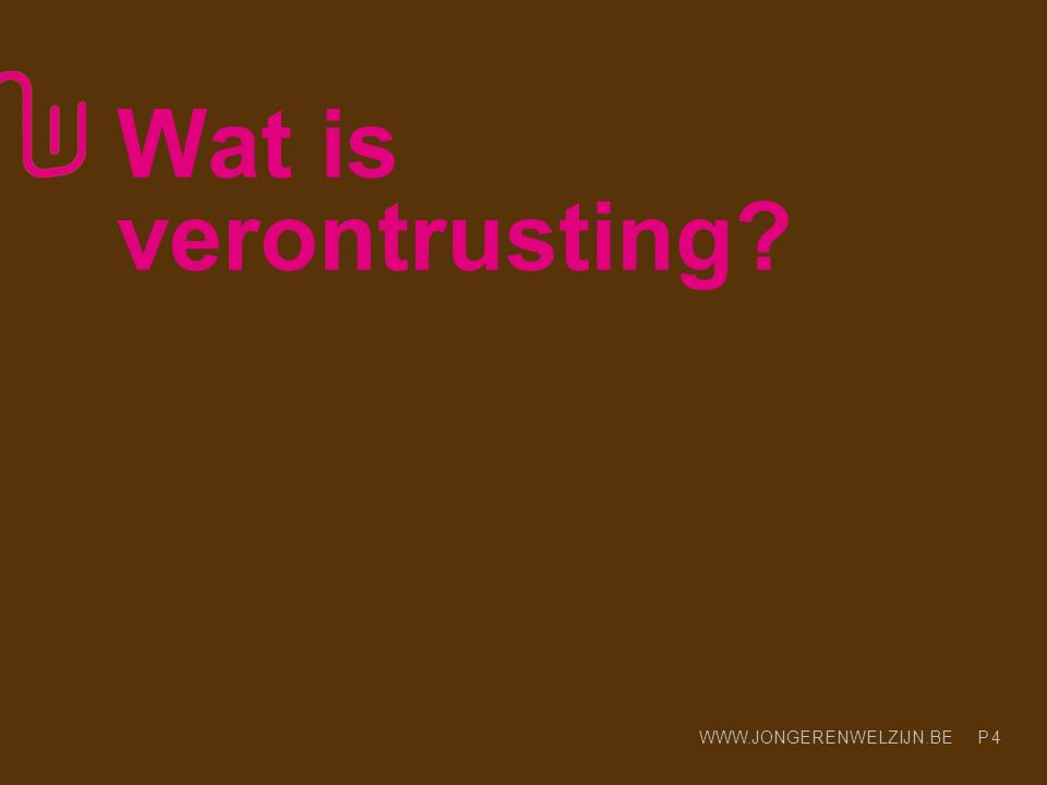 Wat is verontrusting
