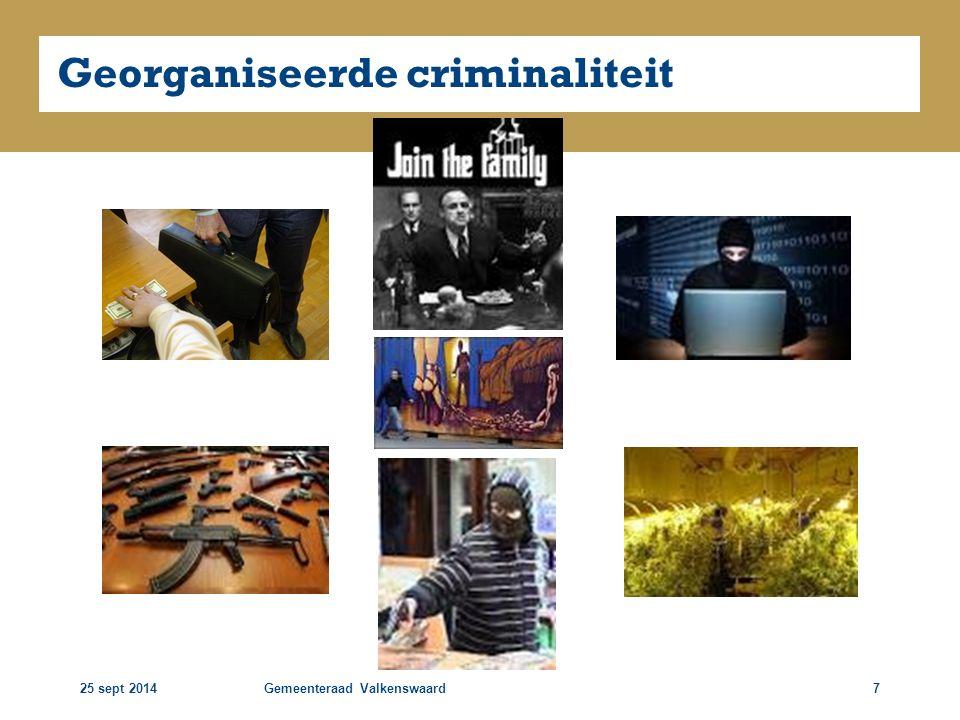 Georganiseerde criminaliteit