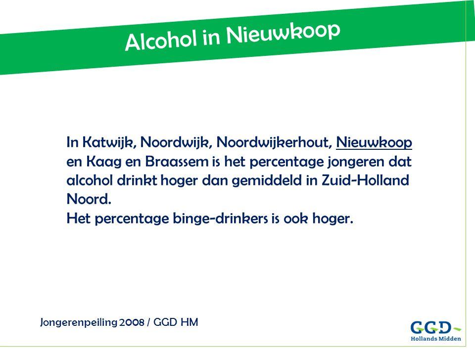 Alcohol in Nieuwkoop