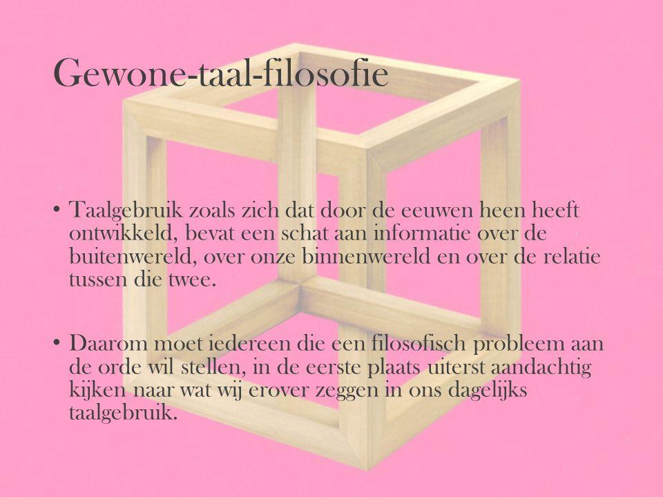 Gewone-taal-filosofie