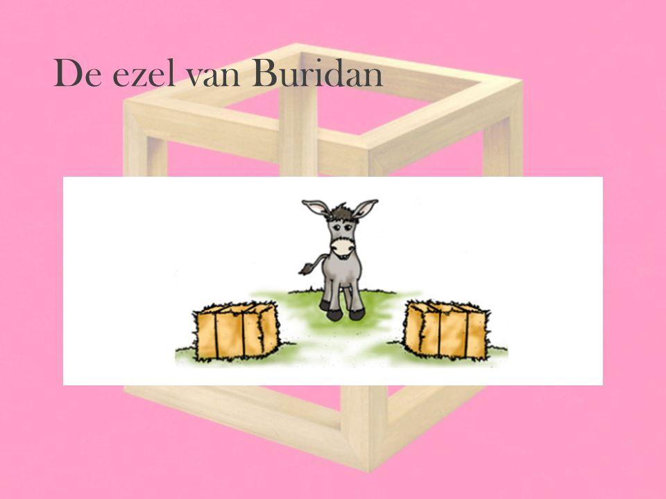 De ezel van Buridan