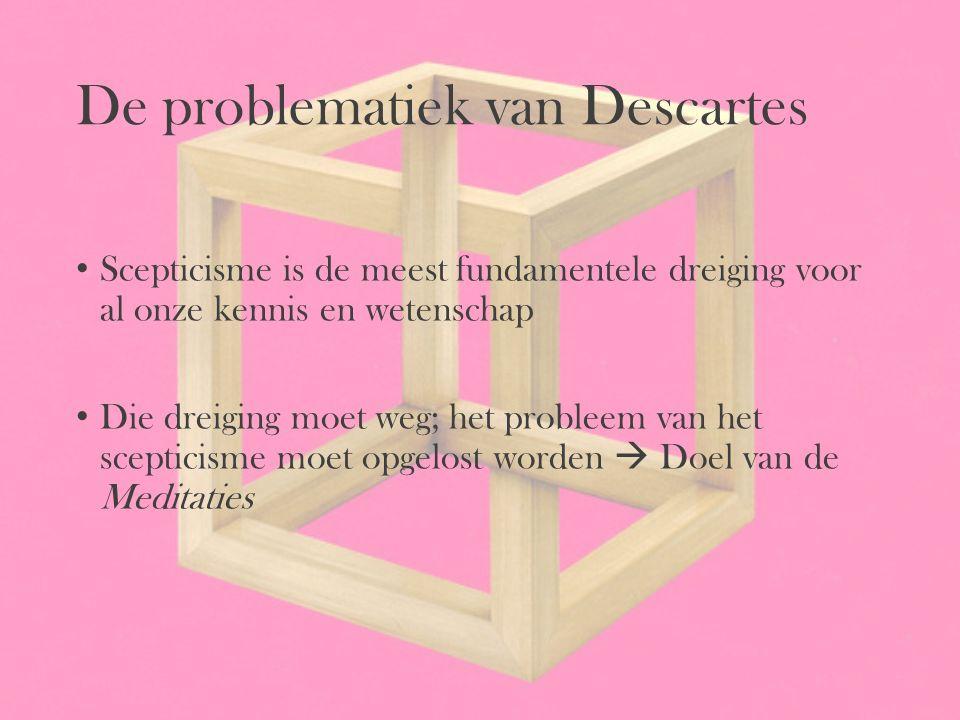 De problematiek van Descartes