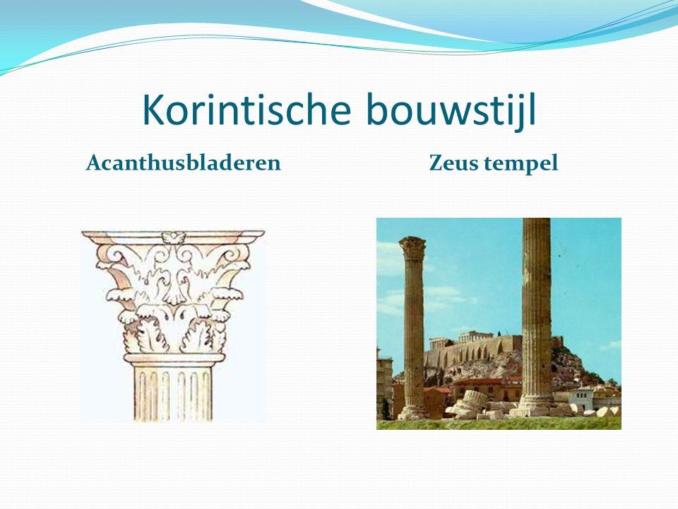 Korintische bouwstijl