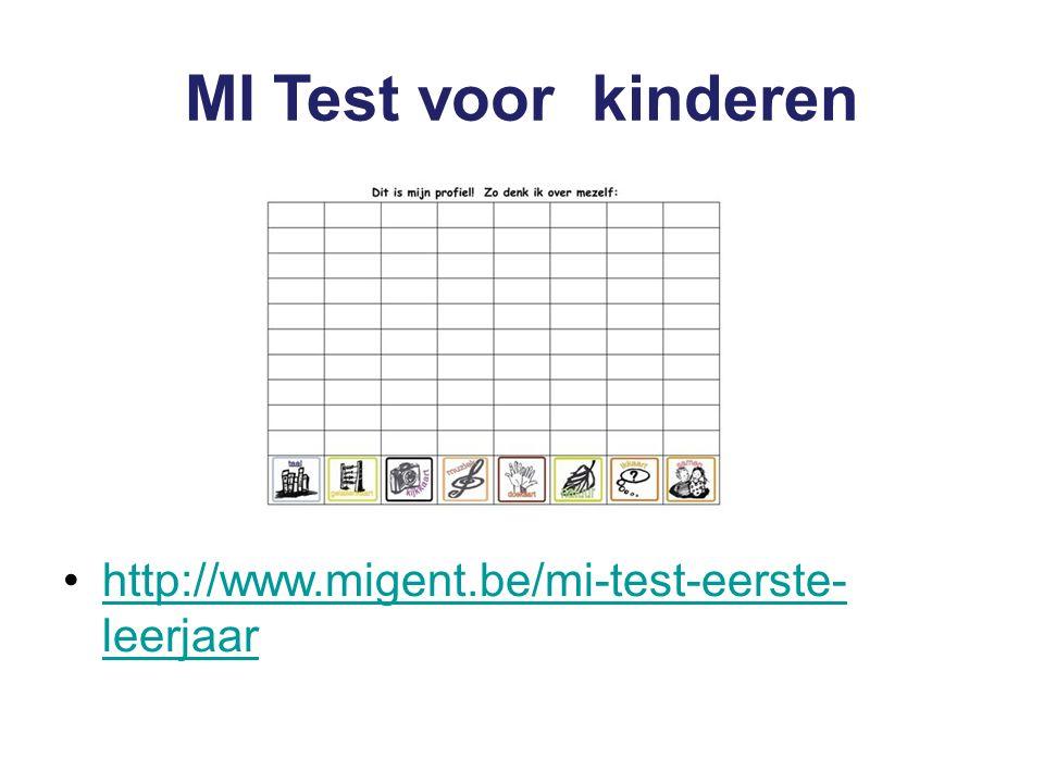 MI Test voor kinderen http://www.migent.be/mi-test-eerste-leerjaar