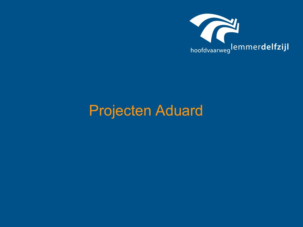 Projecten Aduard