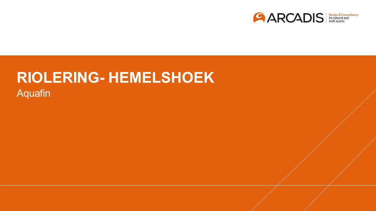 riolering- HEMELSHOEK