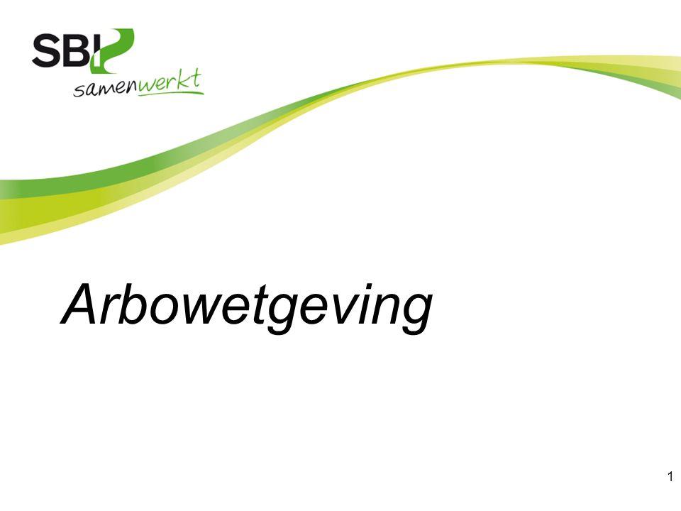 Arbowetgeving