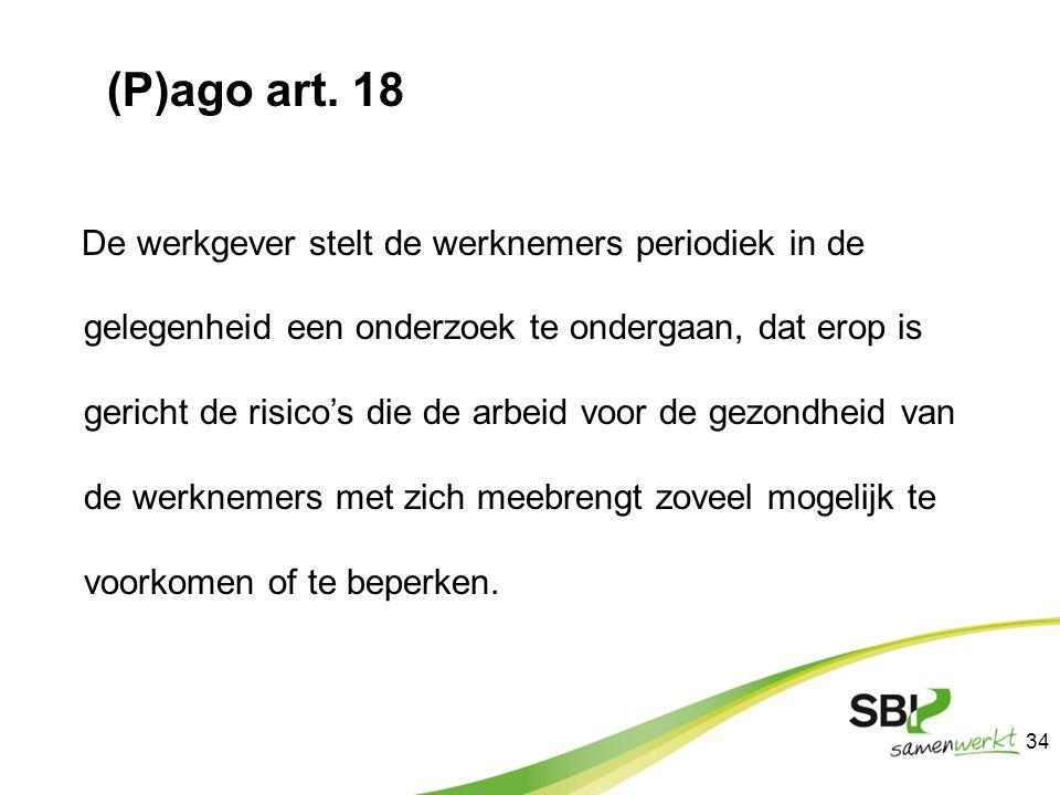 (P)ago art. 18