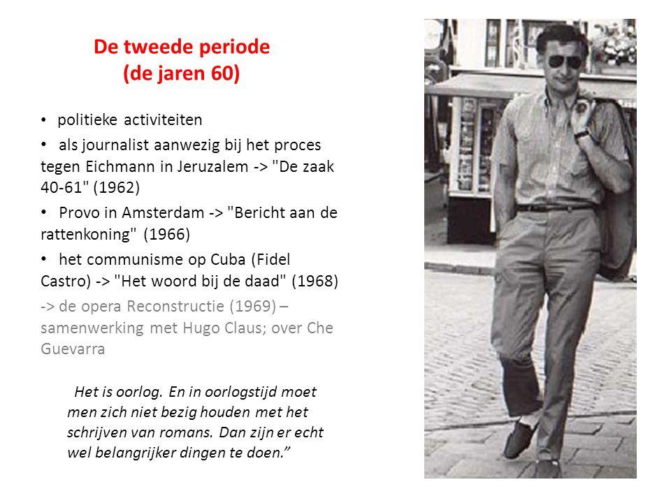 De tweede periode (de jaren 60)