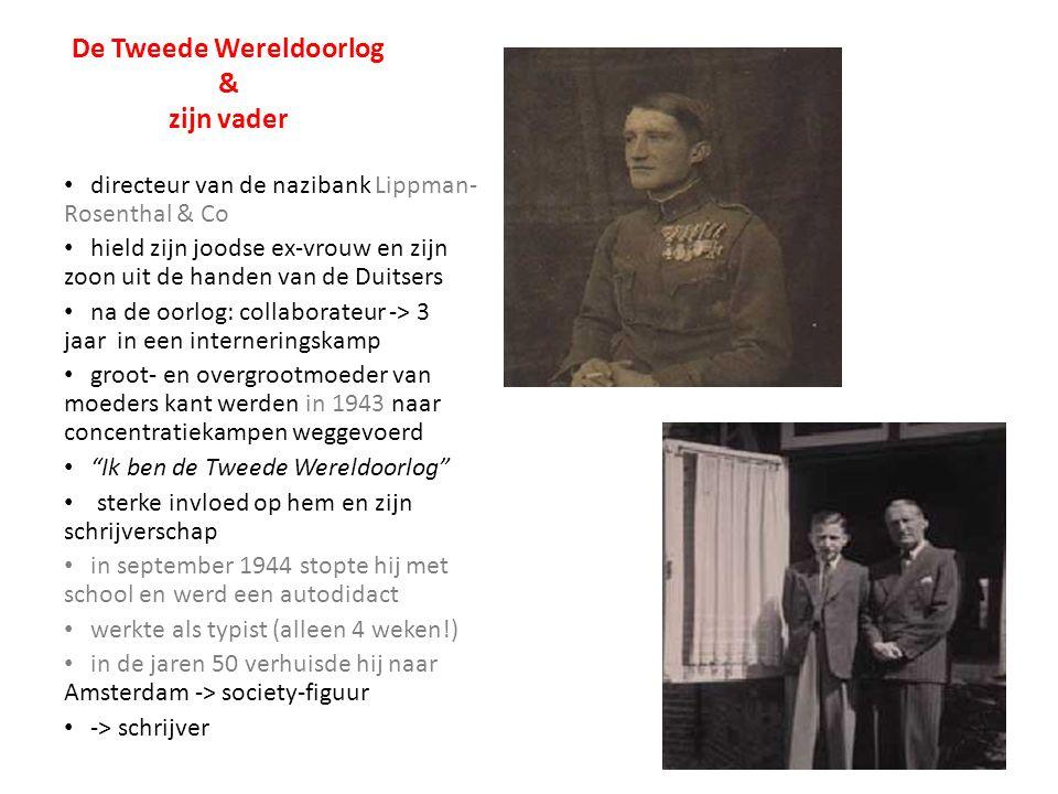De Tweede Wereldoorlog & zijn vader
